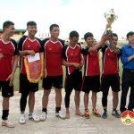 Chung kết giải bóng chuyền thanh niên mở rộng