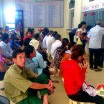 Bệnh viện Đô Lương tăng cường chất lượng khám chữa bệnh  ngày nắng nóng