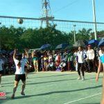 Đô Lương tổ chức chung kết giải bóng chuyền nữ năm 2017