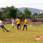 Đô Lương tổ chức giải bóng đá Đại hội TDTT năm 2017
