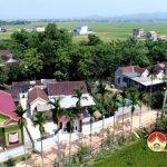 Làng bún truyền thống xã Tân Sơn