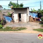 Hoàn cảnh chị Nguyễn Thị Kiều, xóm 5, xã Thuận Sơn vừa chăm sóc chồng bị bệnh vừa nuôi 3 con ăn học