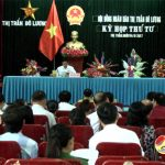 HĐND Thị Trấn tổ chức kì họp thứ 4 nhiệm kì 2016 – 2021