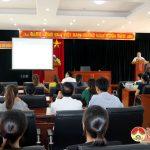 Chi cục thuế Đô Lương tổ chức đối thoại với người nộp thuế