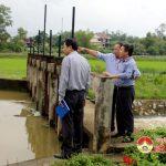 Đô Lương chủ động bảo vệ hệ thống hồ đập