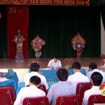 Huyện ủy Đô Lương, kiểm tra kết quả khắc phục sửa chữa khuyết điểm sau kiểm điểm NQ TW4