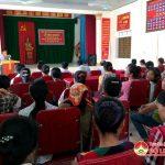 Trường Trung cấp Kinh tế – Kỹ thuật Tây Nam Nghệ An khai giảng 2 lớp dạy nghề cho nông dân xã Trù Sơn