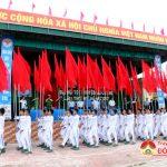 Đô Lương tổ chức tổng duyệt Đại hội thể dục thể thao lần thứ VIII năm 2017