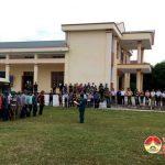 Diễn tập chiến đấu phòng thủ xã Thịnh Sơn