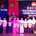 Thị trấn Đô Lương tổ chức hội thi khu dân cư nói không với thực phẩm bẩn