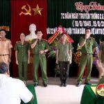 Công an Đô Lương tọa đàm kỉ niệm 72 năm ngày thành lập công an nhân dân Việt Nam
