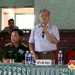 Xã Yên Sơn tổ chức diễn tập chiến đấu phòng thủ 2017.