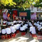 Trường THPT Đô Lương 2 khai giảng năm học mới 2017 – 2018