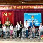Đô Lương tổng kết  công tác đội và phong trào thiếu nhi năm học 2016 – 2017
