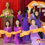 Trường THCS Nguyễn Quốc Trị tổ chức  đại hội công đoàn nhiệm kỳ 2017 – 2022