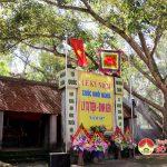 Đền thờ Dương Thanh và những người có công với nước  Kỷ niệm cuộc khởi nghĩa Lý tự Tiên- Đinh Kiến
