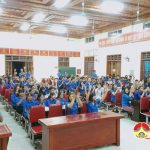 Huyện đoàn Đô Lương: Tổ chức Kỳ sinh hoạt toàn đoàn