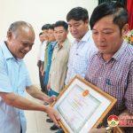 Đô Lương tổng kết rút kinh nghiệm diễn tập chiến đấu phòng thủ năm 2017