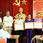 Đô Lương Tuyên dương 33 trưởng ban công tác mặt trận tiêu biểu