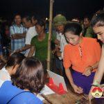 """Nhóm Đô Lương """" Chia sẻ yêu thương""""  tổ chức đêm nhạc thiện nguyện  giúp đỡ 5 gia đình khó khăn ở xã Đại Sơn"""