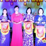 Hội phụ nữ tỉnh Nghệ An tổ chức giao lưu tìm hiểu Nghị quyết Đại hội phụ nữ các cấp.