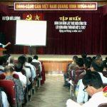UBND huyện Đô Lương tập huấn nâng cao năng lực thực hiện công tác xây dựng NTM đợt 2 năm 2017