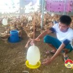 Nguyễn Công Thân làm kinh tế giỏi