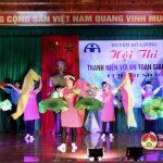 Đô Lương: Tổ chức hội thi Thanh niên với an toàn giao thông cụm tại xã Thịnh Sơn.