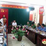 Đoàn giám sát HĐND tỉnh làm việc với  Viện kiểm sát và Công an huyện Đô Lương
