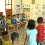 Hiệu quả từ phong trào góp gạch xây trường cho em