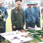"""Ban chỉ huy quân sự huyện Đô Lương với phong trào """"Thi đua quyết thắng"""""""