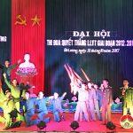 Đô Lương Đại hội thi đua quyết thắng LLVT giai đoạn 2012 – 2017