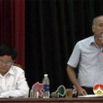 Đô Lương tổ chức hội nghị đối thoại  giữa thường trực huyện ủy với bí thư chi bộ khối, xóm
