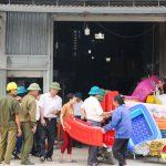 Huyện Đô Lương sơ kết đợt xử lý vi phạm hành lang giải toả An toàn giao thông và triển khai giải toả đợt 2
