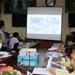 UBND huyện tổ chức hội nghị lấy ý kiến các dự án.