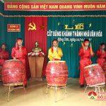 Khánh thành nhà văn hóa xóm 2 xã Đặng Sơn