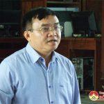 UBND huyện làm việc với xã Minh Sơn