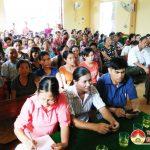 Hội phụ nữ xã Nam Sơn tổ chức giao lưu chia sẻ kinh nghiệm hội viên làm kinh tế giỏi