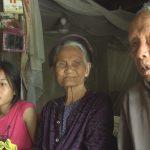 Hoàn cảnh đáng thương của em Võ Thị Phương xã Nhân Sơn