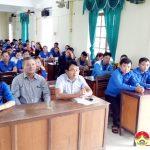 Huyện Đoàn Đô Lương: Tập huấn nghiệp vụ cán bộ  Đoàn – Hội năm 2017