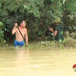 Đô Lương: Đã tìm thấy thi thể 2 người mất tích trong mưa lũ