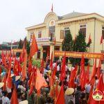 Huyện Đô Lương tổ chức lễ phát động ra quân  làm giao thông thuỷ lợi