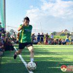 Phụ nữ Tràng Sơn tổ chức giải bóng đá nữ chào mừng 20/10