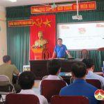 Huyện đoàn Đô Lương tổ chức giao ban đoàn trường học lần thứ I