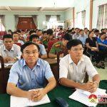 Đại biểu quốc hội tiếp xúc cử tri huyện Đô Lương