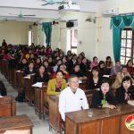 LĐLĐ huyện tập huấn nghiệp vụ công tác công đoàn cơ sở năm 2017