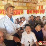 Đại biểu HĐND huyện tiếp xúc cử tri xóm 2, xã Ngọc Sơn