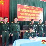 """Sư đoàn 324 phát động thi đua cao điểm đột kích mừng kỷ niệm 45 năm chiến thắng lịch sử """"Hà Nội – Điện Biên phủ trên không"""""""