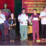 Đồng chí Trương Hồng Phúc tham dự ngày hội Đại Đoàn Kết tại khối 7 Thị Trấn Đô Lương