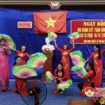 Xóm 1, xã Tân Sơn tổ chức ngày hội đại đoàn kết